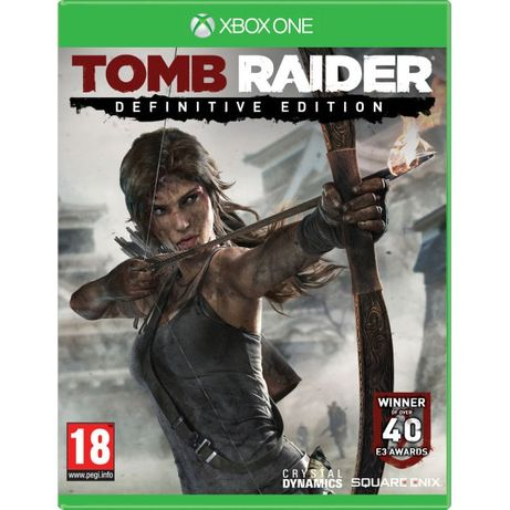 Tomb Rider definitive edition - cd - XBOX One