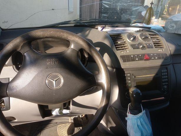 Conversie Mercedes vito(viano)
