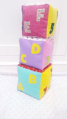 Set cuburi soft material bebelus