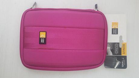 """Husa pentru tableta 7"""" , noua ,roz sau neagra"""