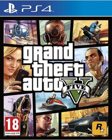 Grand Theft Auto V Special Editio PS4 Игра / Нова / Playstation4 / T