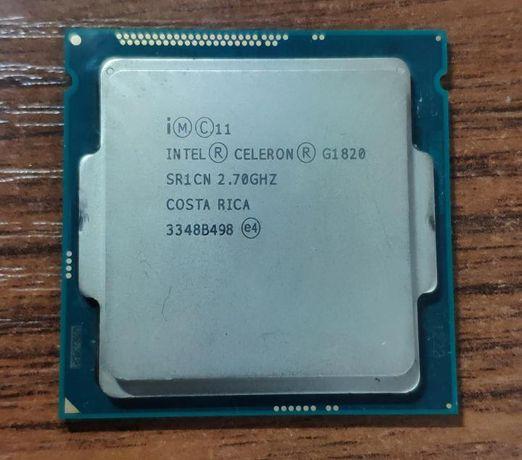 Темиртау. Процессор на сокет 1150//1155//775 с доставкой и установкой
