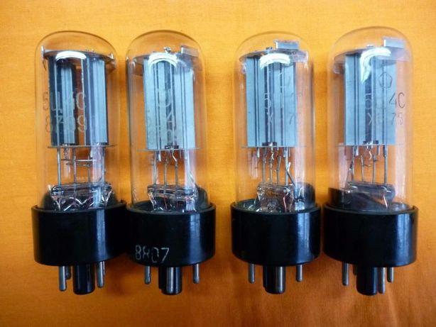5Ц4С 5T4S 5T4C 5Z4S tub lampa redresor curent amper tensiune radio