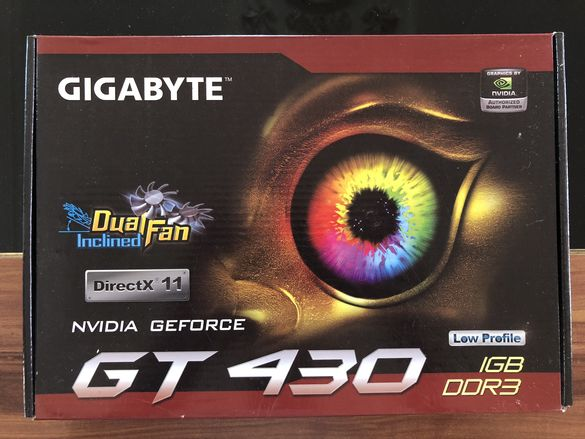 Gigabyte GT 430 1GB