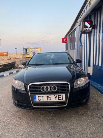 Audi a4 berlina neagra