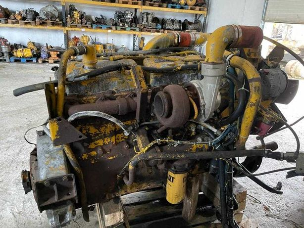 Motor Caterpillar 3406 B , 260 kw