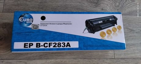 Картридж CF 283A