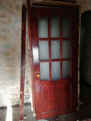Продам двери 2 шт размер 2-80