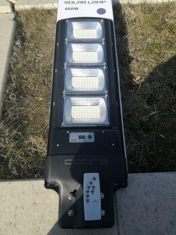 Соларна Лед лампа за градината/гаража