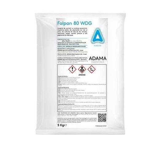Fungicid FOLPAN 80 WDG