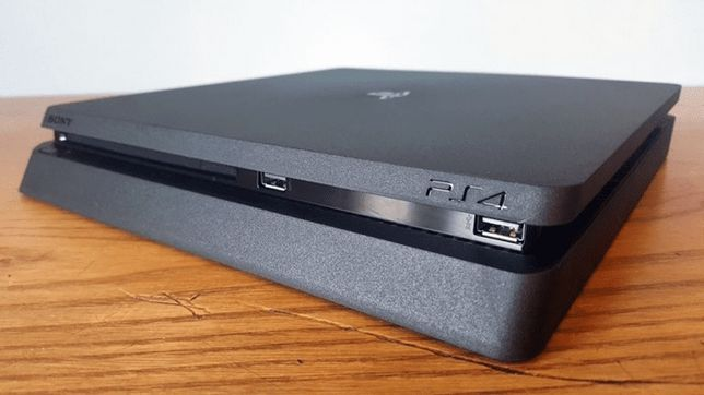 PS4 slim 1Tb + Dualshok