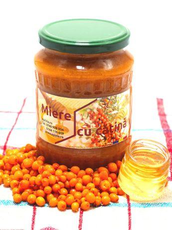 Miere de albine cu catina 850 gr