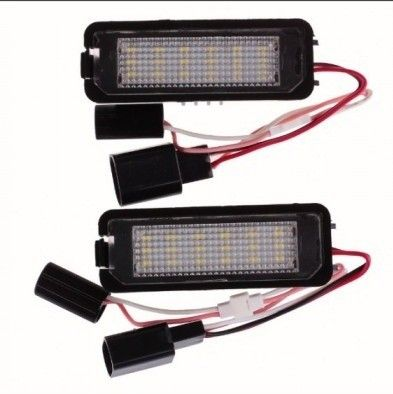 Kit 2 lampi led numar VW GOLF 4,5,6 EOS, LUPO, POLO