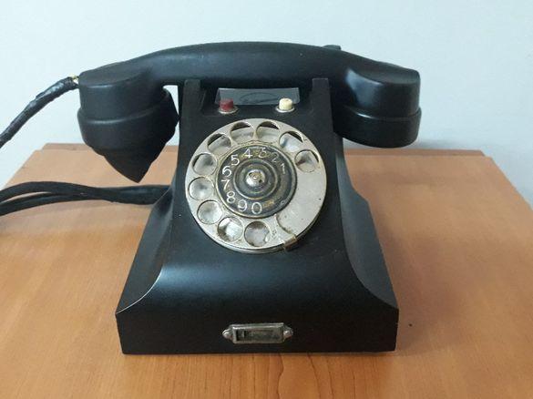 стационарен ретро телефон - ericsson