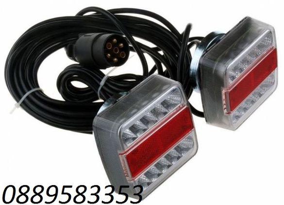 Диодни стопове за платформи, ремаркета и каравани LED (диоди) 12 V .