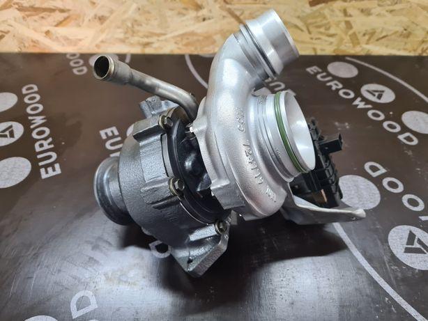 Turbina BMW F10 F30 184 cai turbo reconditionat turbina turbosuflanta