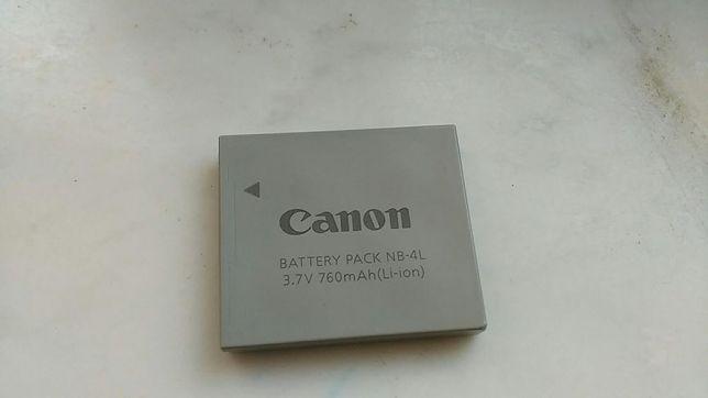 Acumulator Canon NB-4L