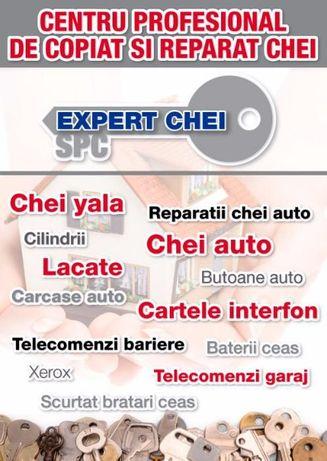 Copiere Chei - Cartele interfon , Reparatii si Copiat chei auto