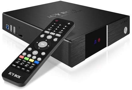Media Player*RaidSonic ICY BOX*Smart*Full HD*Dolby-MKV*DAC Audio(asus