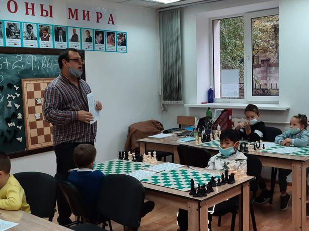 Уникальный Проект:Шахматы с Элементами Математики и Логики от 5до7 лет