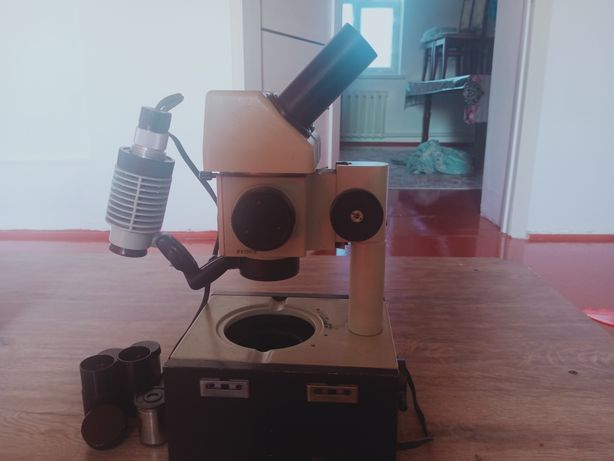 Микроскоп МБС-9 продается срочно