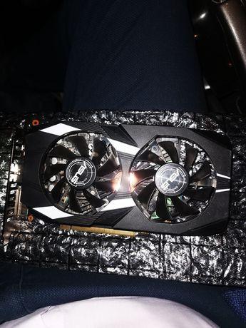 Видеокарта Asus GTX1660TI 6GB В отличном состояний