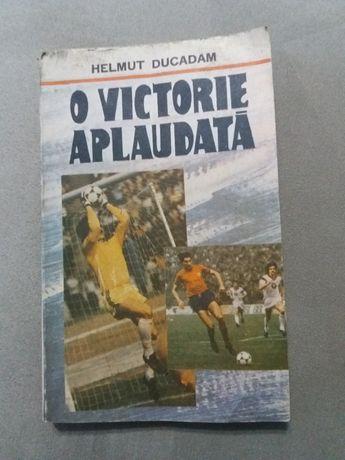 Helmut Ducadam-O victorie aplaudata-ed.militara 1989