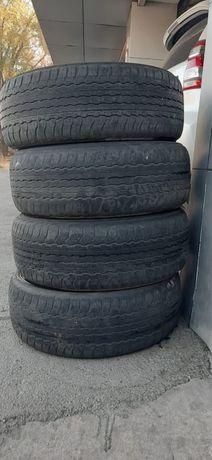 Продам летние шины размер на 265/60r18 Стояли на Toyota Prado