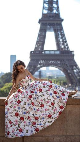 Продам шикарное платье Sherri hill