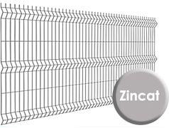 Plasa / panou gard bordurat zincat, toate dimensiunile si grosimile