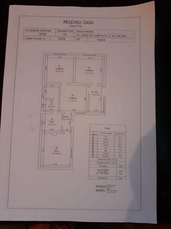 Casa de vânzare 3 camere ,baie ,bucătărie