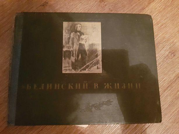 Книга Белинский в жизни