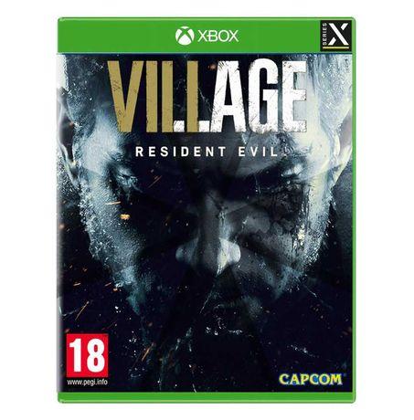 Диск Resident Evil Village для XBOX ONE S/X