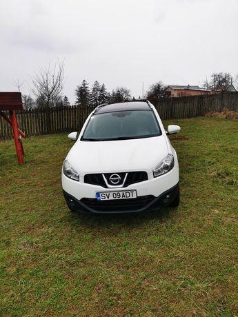 Nissan qashqai plus 2, 7 locuri 2.0 dci 2010 panoramic piele