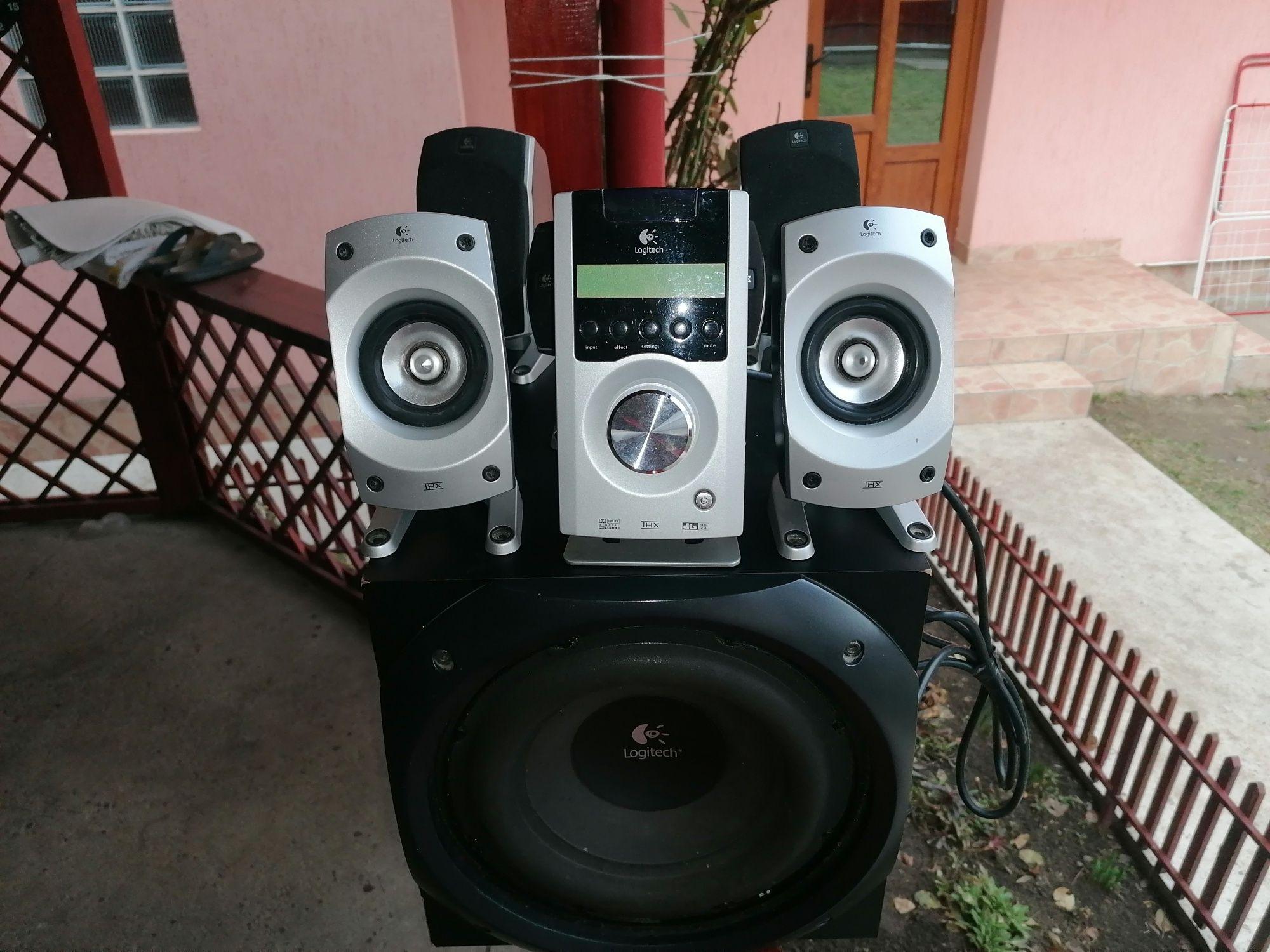 Sistem audio 5in1