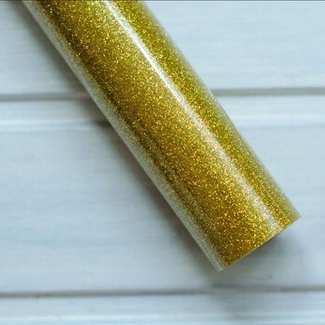 Термотрансферная бумага золото