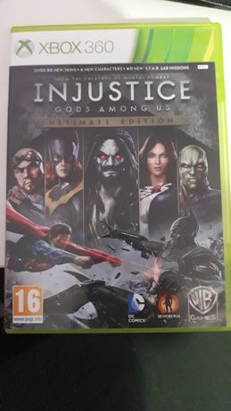 Injustice Ultimate Edition Xbox 360/One/Series X