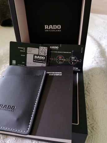 Чаовник RADO DiaStar high-tech ceramics 156.0825.3
