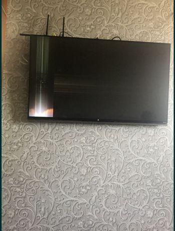 Телевизор LG на запчасти 40000тг