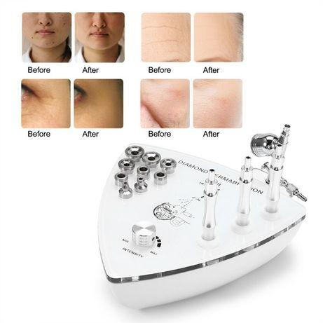 микродермабразио със кислородна терапия различни модели