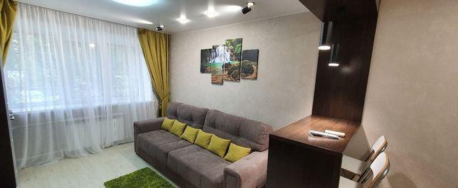 Сдаётся в аренду 2 ком квартира в районе Алматы Арена, 105000