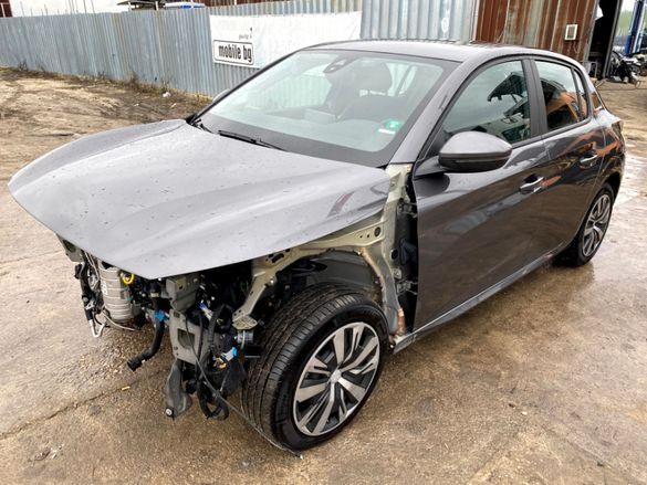 Продавам Peugeot 208 1.5 HDi, 102 hp, 2020 г., 6 скорости на части