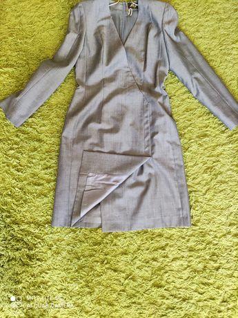 Платье пиджак 46р