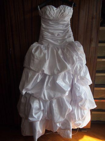Булчинска рокля, тафта