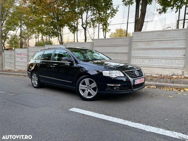 Volkswagen Passat 2.0 TDI, 140CP, EURO 5