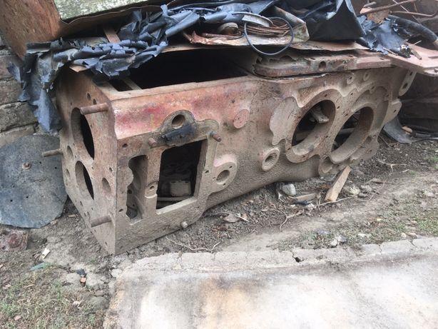 Carcasa cutie de viteza pentru tractor u650