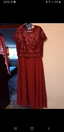 Красное платье за 5000тг синее платье за 4000тг