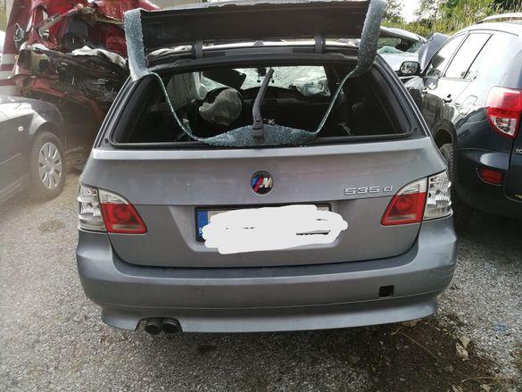 Продава се на части BMW 535 d