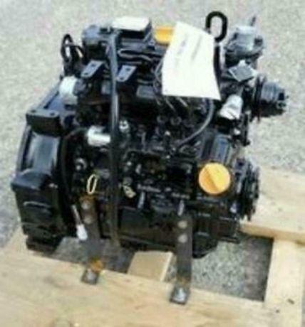 Motor second Yanmar 3TNE74 - foarte putine ore - ca nou