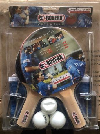 Set tenis de masa Rovera